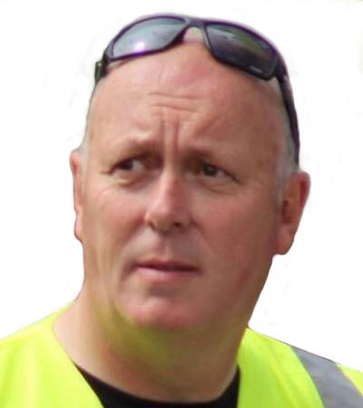 Face of John MacRae