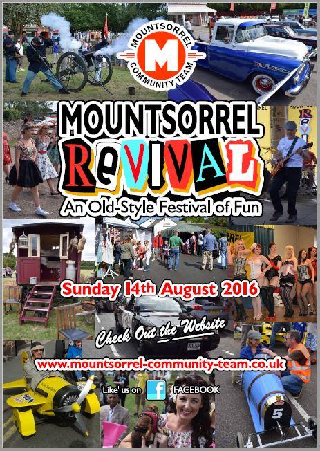 Mountsorrel REVIVAL 2016 Poster