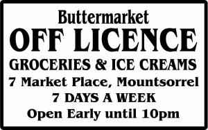 Buttermarket Off Licence