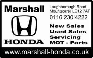 Marshall Honda